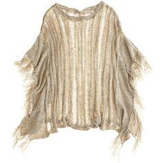 Calypso St. Barth Mora Open Knit Pullover