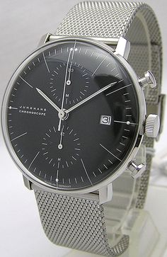 JUNGHANS CHRONOSCOPE - German Precision