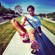 Lacrosse girl wanna take a pic like this
