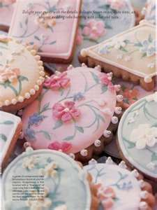 pictures of hand decorated cookies - Bing Images