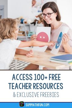 If you love finding free teacher resources for your Kindergarten, first grade, 2nd, 3rd, 4th, or 5th graders, you are in the right place! Here you can gain access to exclusive print and digital resources that you can't find anywhere else!