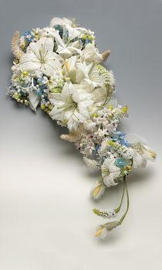 Early Summer Wedding Bouquet by Miyuki Sugimura