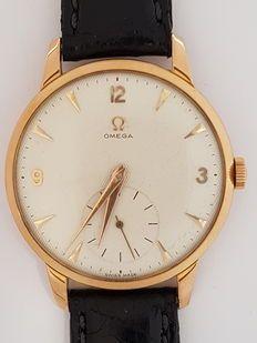 OMEGA. Orologio da polso da uomo, circa 1952.