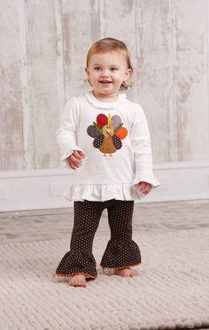 mudpie turkey legging and tunic