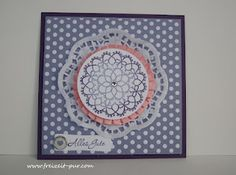 Freizeit ... pur  Stampin'Up! Delicate Doilies