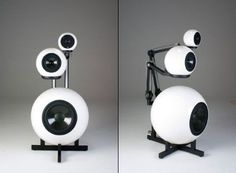 17 Cool Speakers Designs that Look Better than They Sound - http://freshome.com/2008/07/06/17-cool-speakers-designs-that-look-better-than-they-sound/