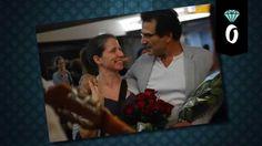 O pedido de casamento no Aeroporto