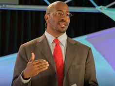 """Van Jones: The economic injustice of plastic    Van Jones lays out a case against plastic pollution from the perspective of social justice. Because plastic trash, he shows us, hits poor people and poor countries """"first and worst,"""" with consequences we all share no matter where we live and what we earn. In this powerful talk, he offers a few powerful ideas to help us reclaim our throwaway planet."""