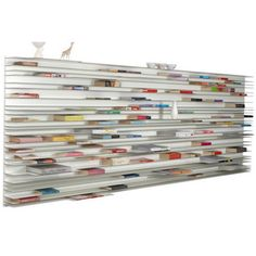 love this paperback wall system from studio parade for spectrum via clippings andei studio italia design