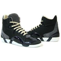 Maison Martin Margiela Men's High Top Sneakers