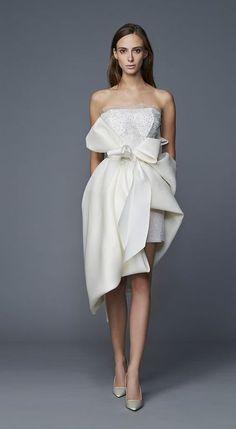 Wedding Dress: Antonio Riva