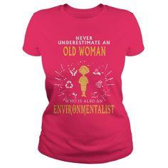 Environmentalist T-Shirts, Hoodies. GET IT ==► https://www.sunfrog.com/LifeStyle/Environmentalist-129505304-Hot-Pink-Ladies.html?id=41382