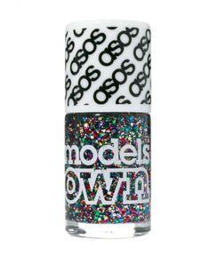 Glitter Bug: The best glitzy glam nail polishes for party season manicures. www.ddgdaily.com #glitternails