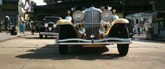 """La controversia respecto al coche de """"El gran Gatsby"""""""