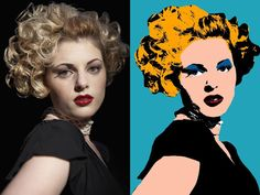 In this tutorial we'll use Photoshop Elements to create an effect similar to Andy Warhol's iconic pictures of Marilyn Monroe. We'll use layers and blend modes to build up the effect, making it easy to correct mistakes or change the look at a later stage.