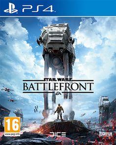 Star Wars: Battlefront  PlayStation 4 Cover Art