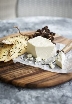 Cheese board. | by Katie Quinn Davies of What Katie Ate