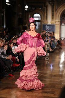 Trajes de Flamenca - We Love Flamenco 2014 - Moda Flamenca