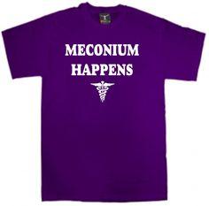 MECONIUM HAPPENS