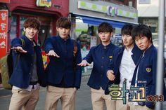 24 Best School 2013 Images School 2013 Korean Dramas Schools