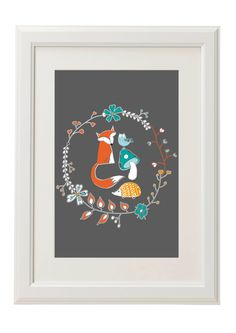 A personal favourite from my Etsy shop