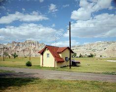Badlands National Monument, South Dakota, Stephen Shore