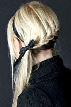 Fotos de moda   30 hermosos Peinados trenzadas para todas las ocasiones   http://soymoda.net