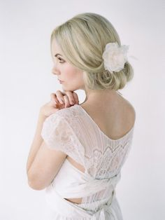 Women Trendy Elastic Bling Hair Band Double Braided Glitter Headband HairSSODLK