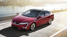 Honda sudah mempersiapkan Clarity berbahan bakar hidrogen, dan sekaligus dapat menggunakan tenaga listrik, serta menggunakan colokan plug-in