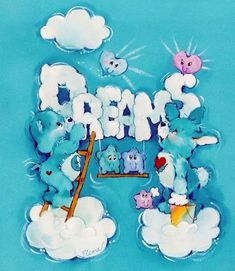 cartoons aesthetic Care Bears and Care Bear Cousins 90s Childhood, Childhood Memories, Thundercats, Care Bear Tattoos, Gi Joe, Care Bears Vintage, Care Bear Party, Bear Wallpaper, Rainbow Brite