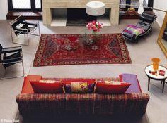 Décoration salon marocain moderne –apporter le climat oriental à l ...