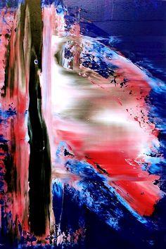 JLMoraisArq, Abstrata, oil on paper 26,5x17,5 cm, catálogo: AbstOilPap20317MartiusXVII. estratigráfica: camadas de tinta sobrepostas, aplicadas em bandas verticais e horizontais, esfregadas, borradas e raspadas; acabamento da superfície: textura predominante lisa. Instrumento: espátula, desempenadeira metálica.