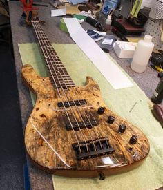 Sadowsky Jazz bass