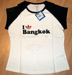 """Adidas """" I love Bangkok """""""