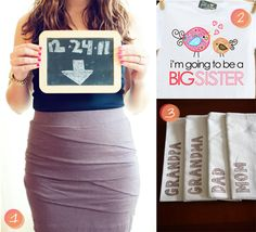 3 Ways to Announce Pregnancy