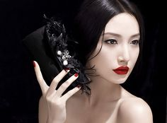 Mesmerizing Beauty - Chen Man (9 photos) - My Modern Metropolis