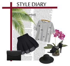 """""""romwe6"""" by zina1002 ❤ liked on Polyvore featuring ASOS and Frontgate"""