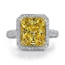 LOVE canary diamonds