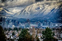 Vancouver - great photograph by Edgar Rojas.