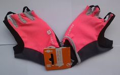 Guantes rosas gym mujer