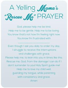 PRAYER OF THE DAY