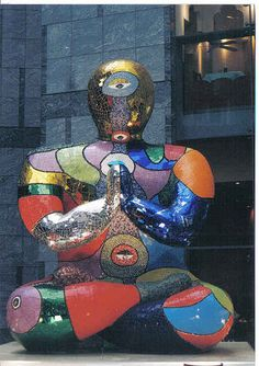 Learning Curve on the Ecliptic: ~ Niki de Saint Phalle