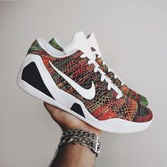 Kobe 9 Multicolor Low