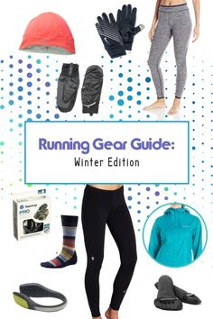 Winter Running Gear Guide: Must Haves to Enjoy the Season - Interval Running, Running Workouts, Workout Gear, Yoga Workouts, Workout Tanks, Exercises, Cold Weather Running Gear, Winter Running, Cold Gear