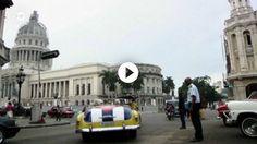 US-Touristen in Kuba: Besuch beim einstigen Klassenfeind - Tourismus-Report jetzt bei HOTELIER TV: http://www.hoteliertv.net/reise-touristik/us-touristen-in-kuba-besuch-beim-einstigen-klassenfeind