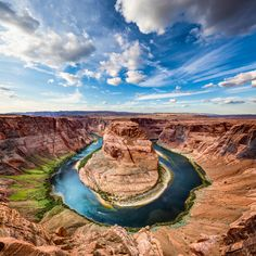 Horseshoe Bend, United States | 30 Sights That Will Give You A Serious Case Of Wanderlust