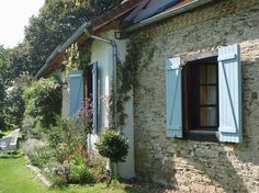 French Cottage Exteriors