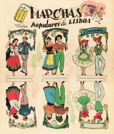 Marchas 1