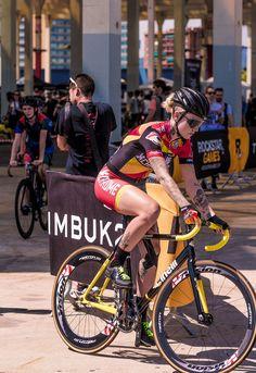 Kelli Samuelson. RHC Barcelona. Via www.flickr.com/photos/ffxiking/