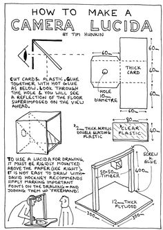 how to build a camera obscura